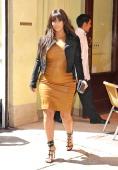 Reality Star Kim Kardashian as seen on March 26 2013 in New York City