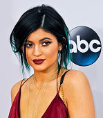 Reality star Kylie Jenner arrives for the 42nd Annual American Music Awards held at Nokia Theatre LA Live on November 23 2014 in Los Angeles...