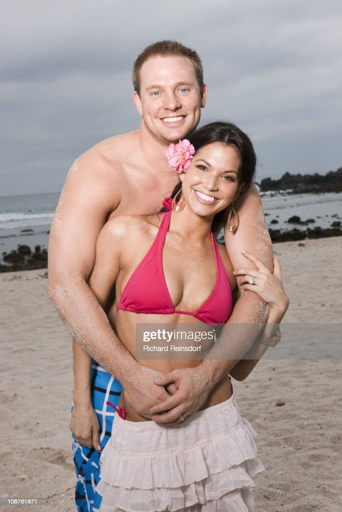 Image: Melissa Rycroft and Tye Strickland