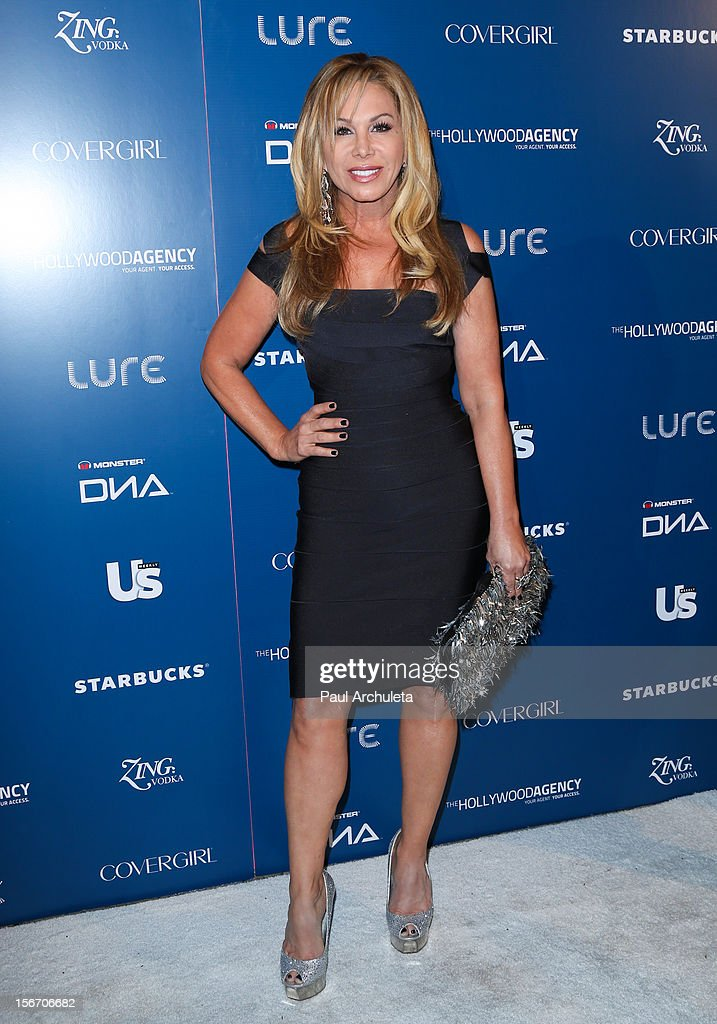 Reality TV Personality Adrienne Maloof attends US Weekly Magazine's AMA after party at Lure on November 18, 2012 in Hollywood, California.