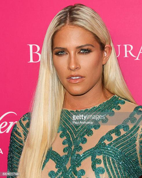 Reality TV Personality Barbie Blank attends OK Magazine's So Sexy LA party at SkyBar at the Mondrian Los Angeles on May 18 2016 in West Hollywood...