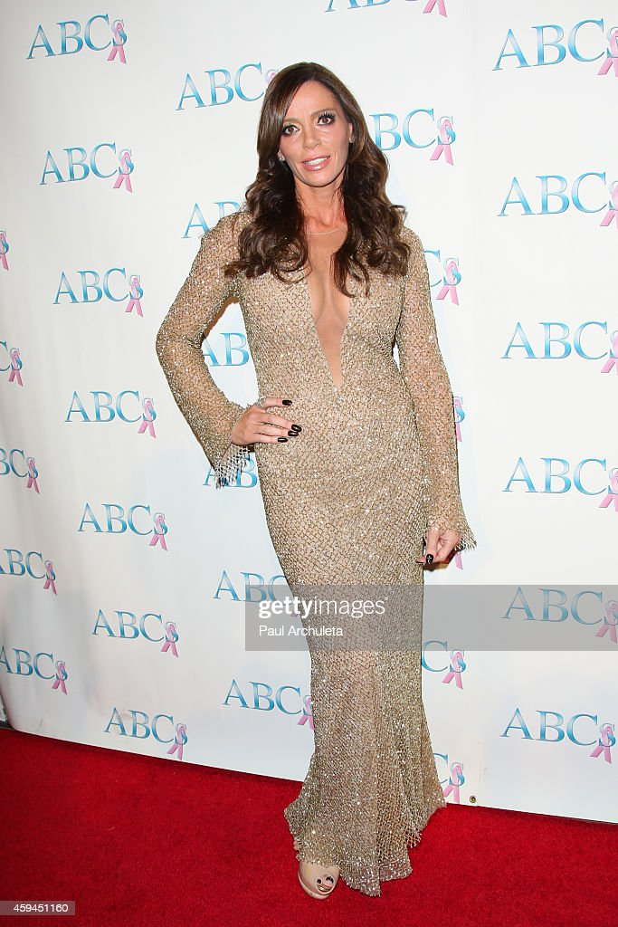 Reality TV Personality Carlton Gebbia attends the 25th annual 'Talk Of The Town' black tie gala at The Beverly Hilton Hotel on November 22, 2014 in Beverly Hills, California.