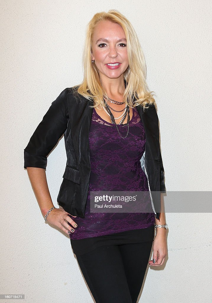 Reality TV Personality Chelsea Autom attends The Unlikely Heroes charity luncheon event in support of anti-human trafficking at the Veggie Grill on February 4, 2013 in Los Angeles, California.