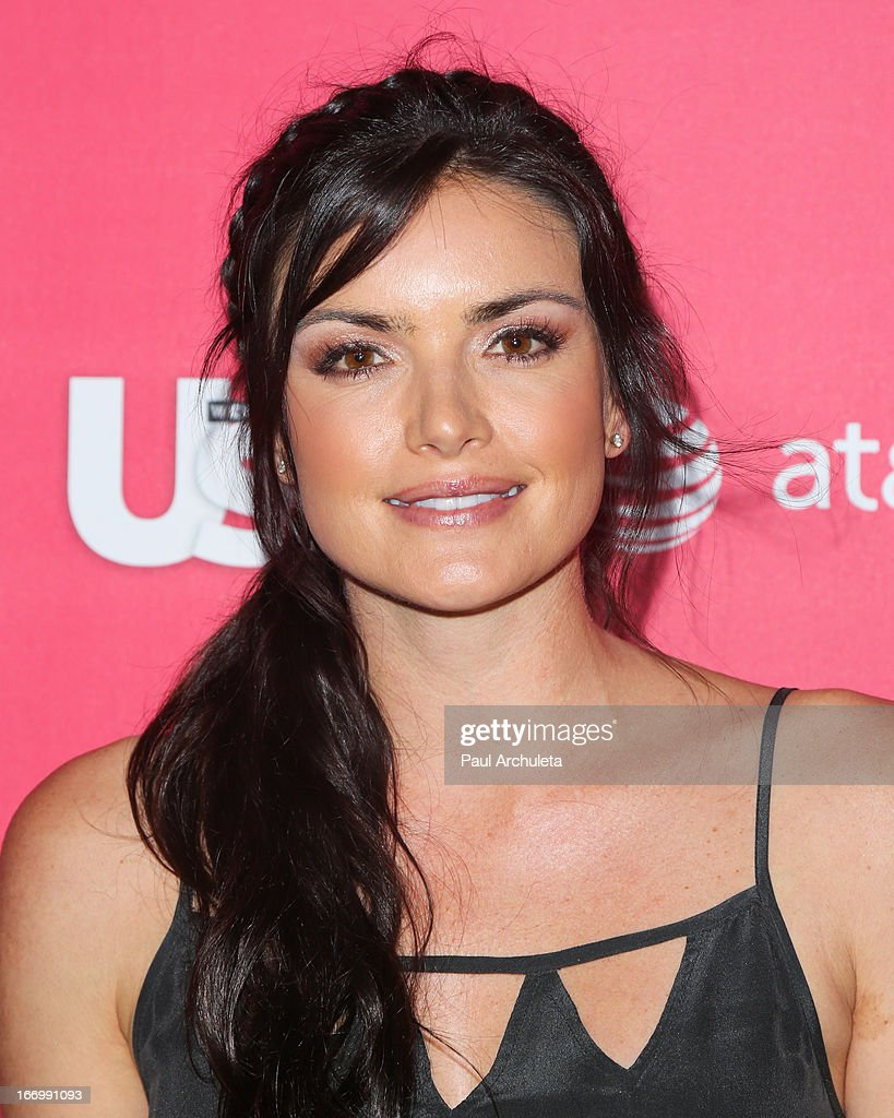 Reality TV Personality Courtney Robertson attends Us Weekly's annual Hot Hollywood Style issue party at The Emerson Theatre on April 18, 2013 in Hollywood, California.