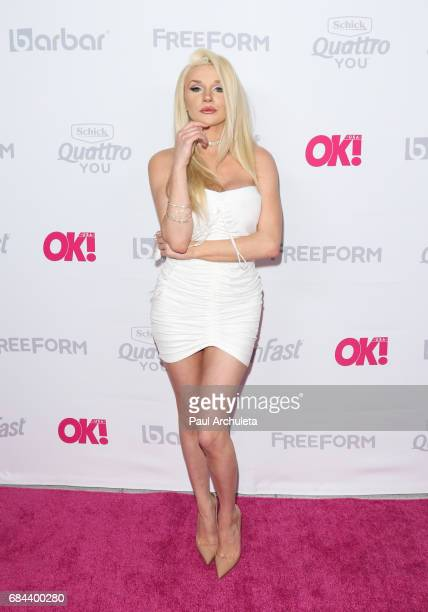 Reality TV Personality Courtney Stodden attends OK Magazine's Summer kickoff party at The W Hollywood on May 17 2017 in Hollywood California