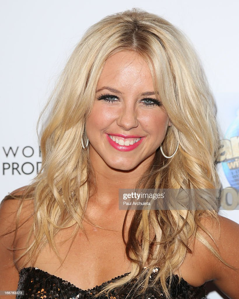 Reality TV Personality / Dancer Chelsie Hightower attends the 'Dancing With The Stars' 300th episode after party on May 14, 2013 in Los Angeles, California.