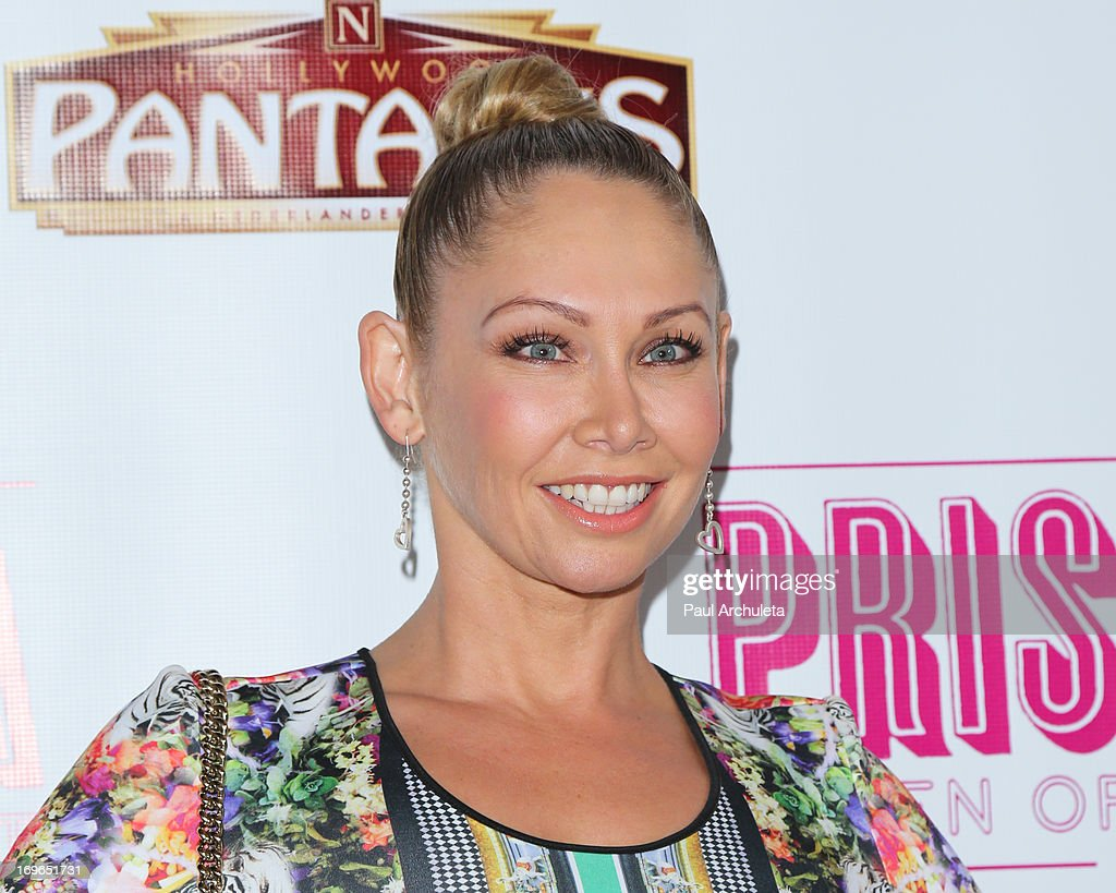 Reality TV Personality / Dancer Kym Johnson attends the 'Priscilla Queen Of The Desert' theatre premiere at the Pantages Theatre on May 29, 2013 in Hollywood, California.