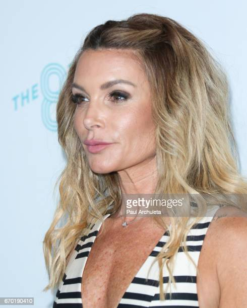 Reality TV Personality Eden Sassoon attends the 8th annual Thirst Gala at The Beverly Hilton Hotel on April 18 2017 in Beverly Hills California