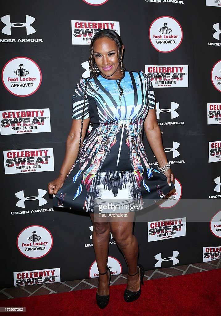Reality TV Personality Jackie Christie attends the 2013 ESPYS after party on July 17, 2013 in Los Angeles, California.