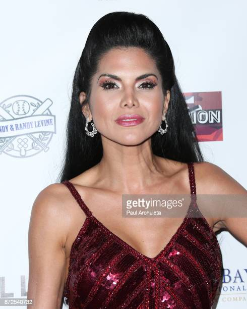 Reality TV Personality Joyce Giraud attends the 2nd annual Vanderpump Dog Foundation Gala at Taglyan Cultural Complex on November 9 2017 in Hollywood...