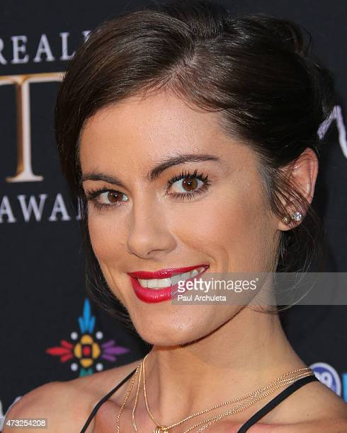 Reality TV Personality Kacy Catanzaro attends the 3rd annual Reality TV Awards at Avalon on May 13 2015 in Hollywood California