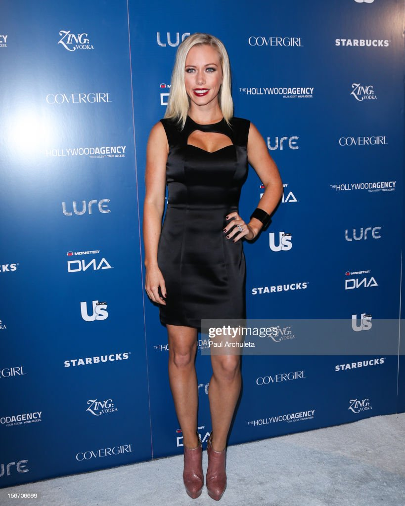 Reality TV Personality Kendra Wilkinson attends US Weekly Magazine's AMA after party at Lure on November 18, 2012 in Hollywood, California.