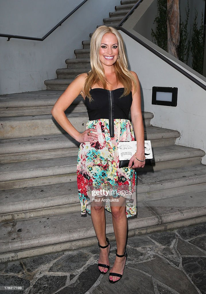 Reality TV Personality Kyle Keller hosts a screening of VH1's 'Tough Love' at The Parlor on August 28, 2013 in West Hollywood, California.