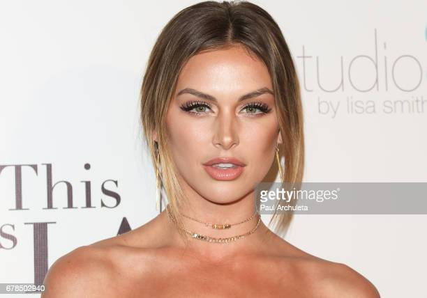 Reality TV Personality Lala Kent attends the premiere party for 'This Is LA' at Yamashiro Hollywood on May 3 2017 in Los Angeles California