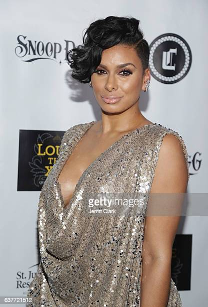 Reality TV Personality Laura Govan attends the 1st Annual Louie The XIII Charity Event Hosted By Snoop Dogg at Boulevard3 on January 4 2017 in...