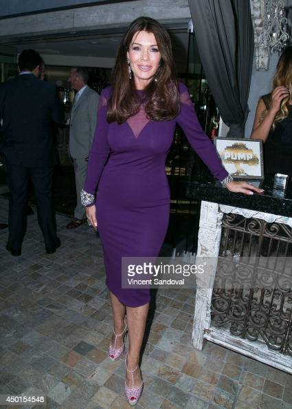 Reality Tv personality Lisa Vanderpump attends PUMP The New Frontiers launch party at Pump on June 5 2014 in West Hollywood California