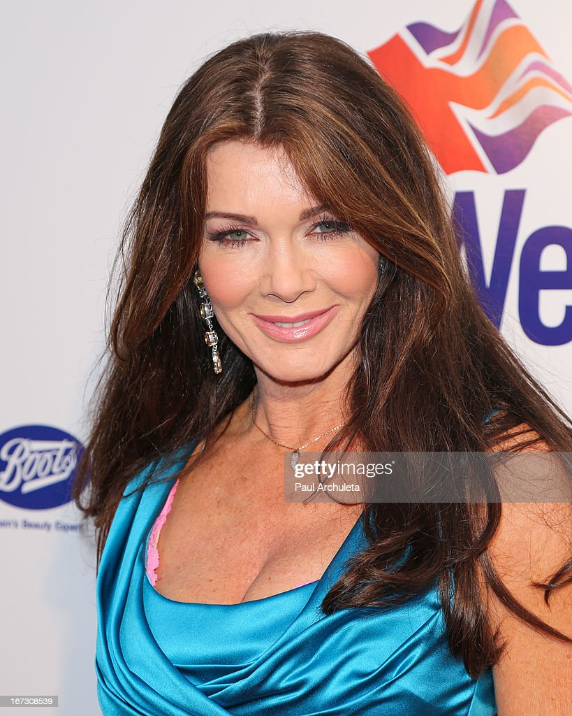 Reality TV Personality Lisa Vanderpump attends the 7th annual BritWeek Festival 'A Salute To Old Hollywood' launch party at the British Consul General's Residence on April 23, 2013 in Los Angeles, California.