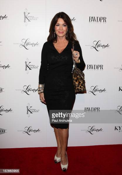 Reality TV Personality Lisa Vanderpump attends the Beverly Hills Lifestyle magazine Fall 2012 launch party at Kyle by Alene Too on September 27 2012...