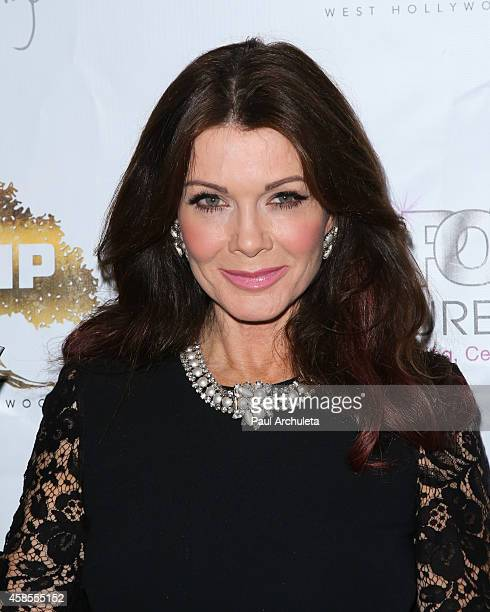 Reality TV Personality Lisa Vanderpump launches her 'Pop Culture Living Collection' at Pump on November 6 2014 in West Hollywood California