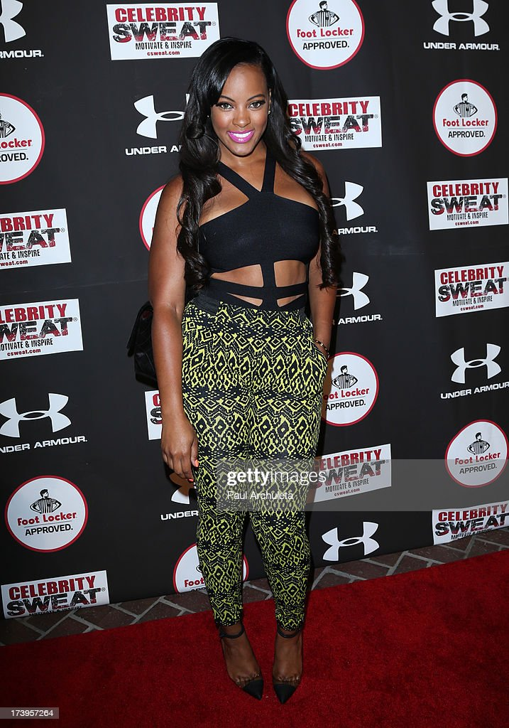 Reality TV Personality Malaysia Pargo attends the 2013 ESPYS after party on July 17, 2013 in Los Angeles, California.