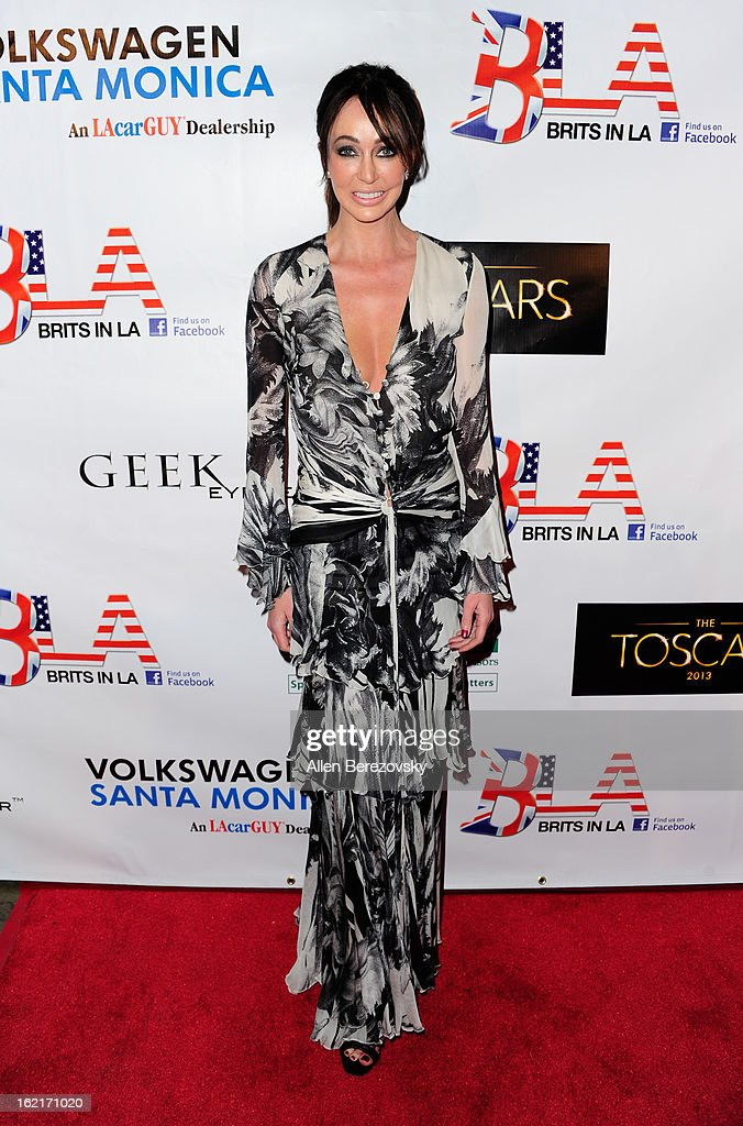 Reality TV personality Melanie Mar attends the 6th Annual Toscar Awards at the Egyptian Theatre on February 19, 2013 in Hollywood, California.