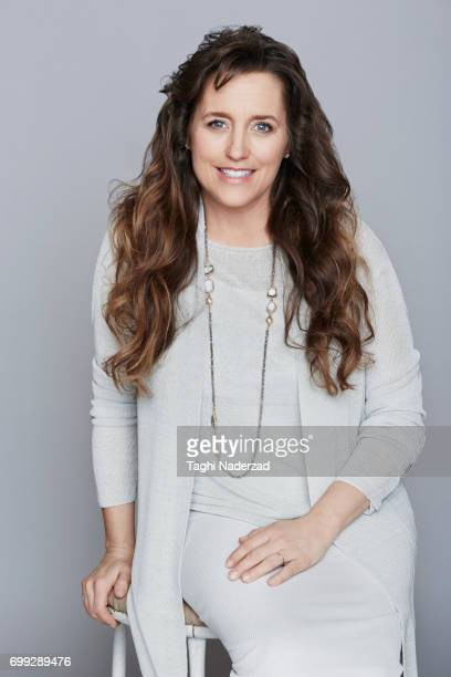 Reality TV personality Michelle Duggar is photographed for People Magazine on March 16 2015 in Springdale Arkansas PUBLISHED IMAGE
