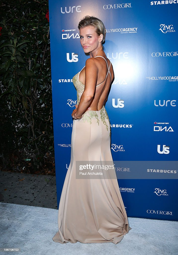 Reality TV Personality / Model Joanna Krupa attends US Weekly Magazine's AMA after party at Lure on November 18, 2012 in Hollywood, California.