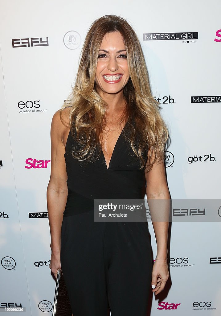 Reality TV Personality Rebecca Cardon attends Star Magazine's 'Hollywood Rocks' party at Playhouse Hollywood on April 4, 2013 in Los Angeles, California.