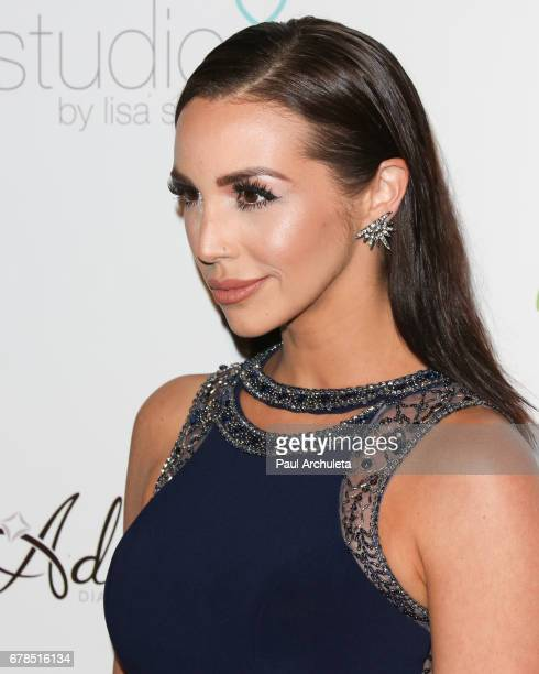 Reality TV Personality Scheana Marie attends the premiere party for 'This Is LA' at Yamashiro Hollywood on May 3 2017 in Los Angeles California
