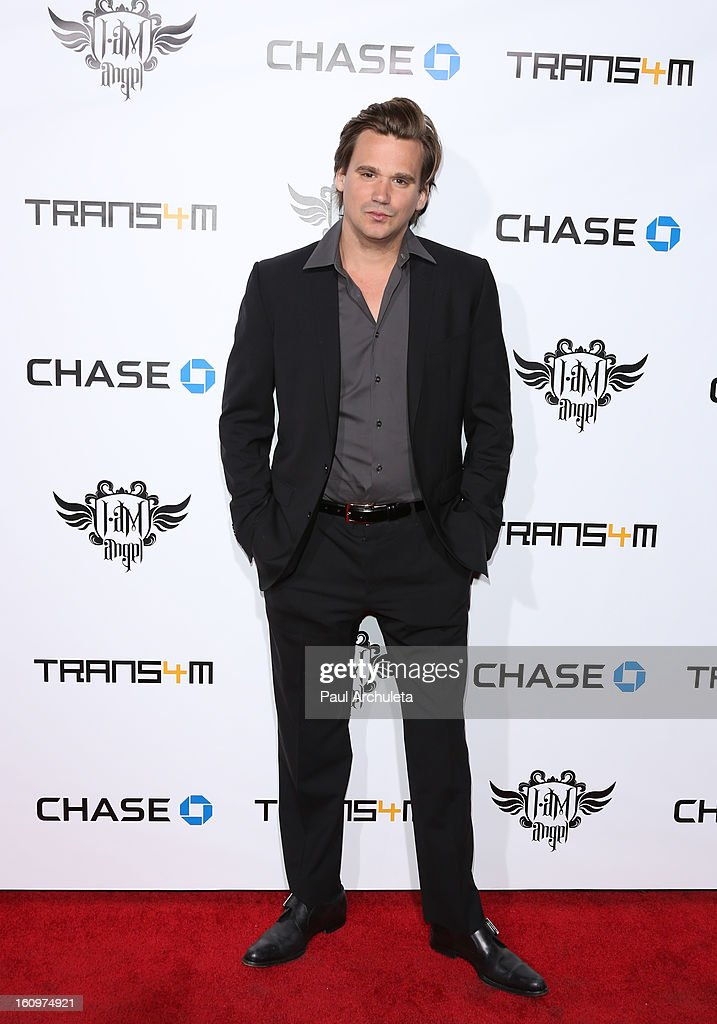 Reality TV Personality Sean Stewart attends the 2nd Annual Will.i.am TRANS4M Boyle Heights benefit concert at Avalon on February 7, 2013 in Hollywood, California.