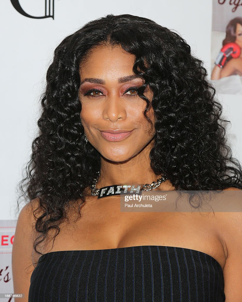 Reality TV Personality Tami Roman attends the release party for Niecy Nash new book 'It's Hard To Fight Naked' at the Luxe Rodeo Drive Hotel on May 14, 2013 in Beverly Hills, California.