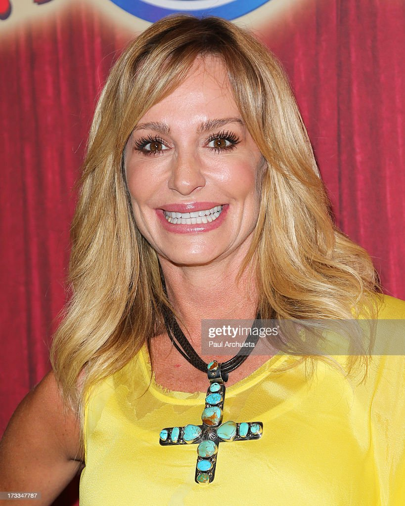 Reality TV Personality <a gi-track='captionPersonalityLinkClicked' href=/galleries/search?phrase=Taylor+Armstrong&family=editorial&specificpeople=6903739 ng-click='$event.stopPropagation()'>Taylor Armstrong</a> attends the premiere of Ringling Bros. And Barnum & Bailey's 'Built To Amaze!' at the Staples Center on July 11, 2013 in Los Angeles, California.