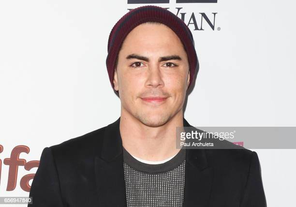 Reality TV Personality Tom Sandoval attends OK Magazine's annual preOscar event at Nightingale Plaza on February 22 2017 in Los Angeles California