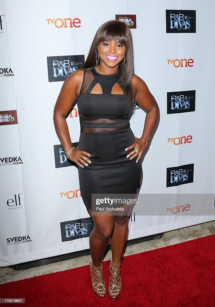 Reality TV Personality Torrei Hart attends TV One's new series 'R&B Divas LA' launch party at The London Hotel on July 9, 2013 in West Hollywood, California.