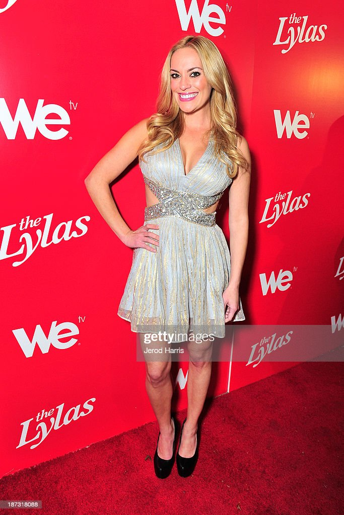 Reality TV personlaity Kyle Keller is seen at WE tv's Celebration for The Premiere Of It's Newest Series 'The LYLAS' at the Warwick on November 7, 2013 in Hollywood, California.