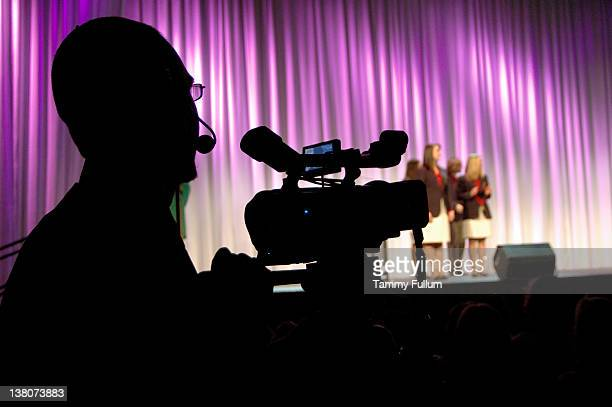 Reality-TV-Show Kamera Mann