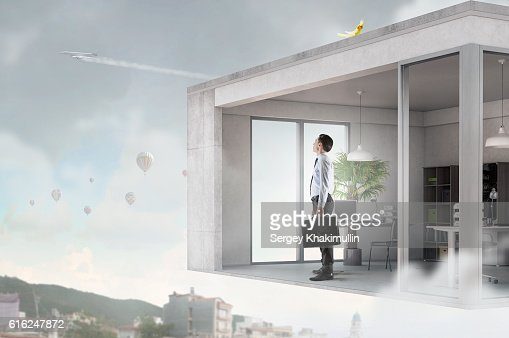 Realize your design dreams . Mixed media : Stock Photo
