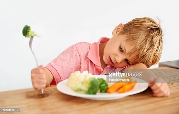 realllly ich nicht gerne Gemüse