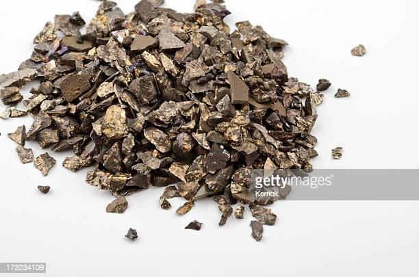 Wirklich und pure chemical Elemente-hier abgebildet manganese Mn