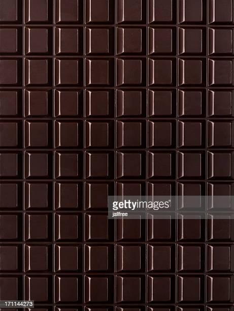 Très gros bar de chocolat