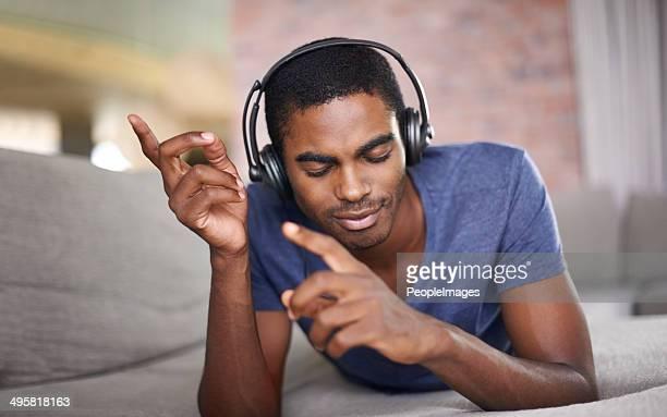 Wirklich Gefühl der Musik