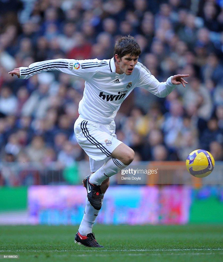 Real Madrid CF v Villarreal CF Primera Liga