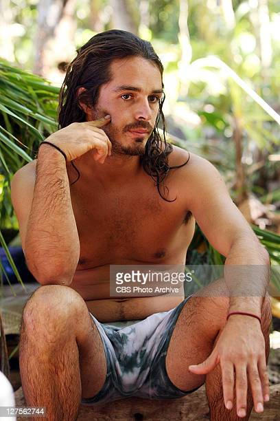'Reap What You Sow' Ozzy Lusth during the third episode of SURVIVOR SOUTH PACIFIC Wednesday September 28 on the CBS Television Network