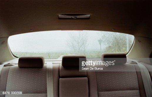Rear Car Seating