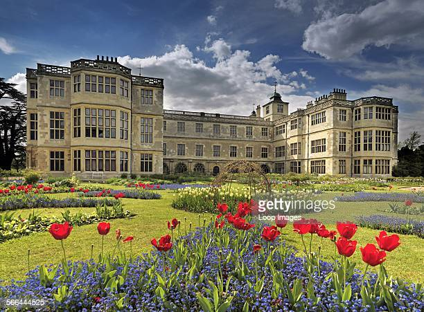 Rear view of the early 17thcentury country house at Audley End