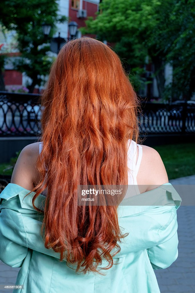Rear view of young women : Stock Photo