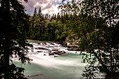 Rearguard Falls Frovincial Fark
