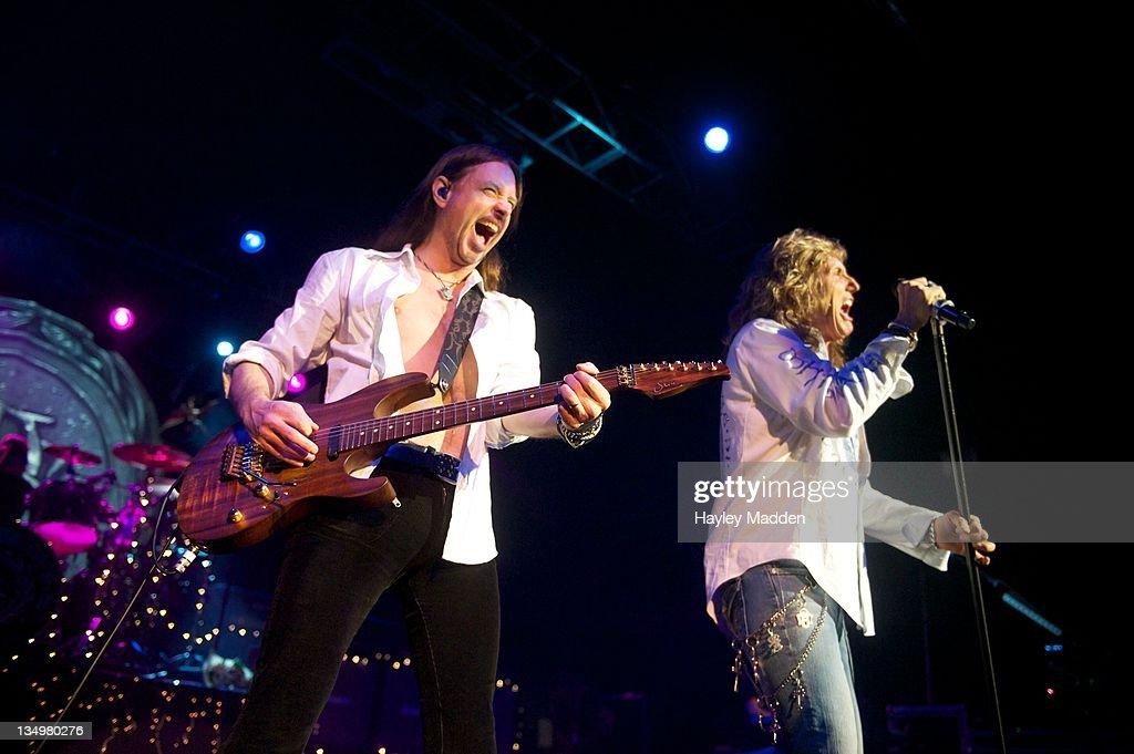 Whitesnake Perform At HMV Forum In London