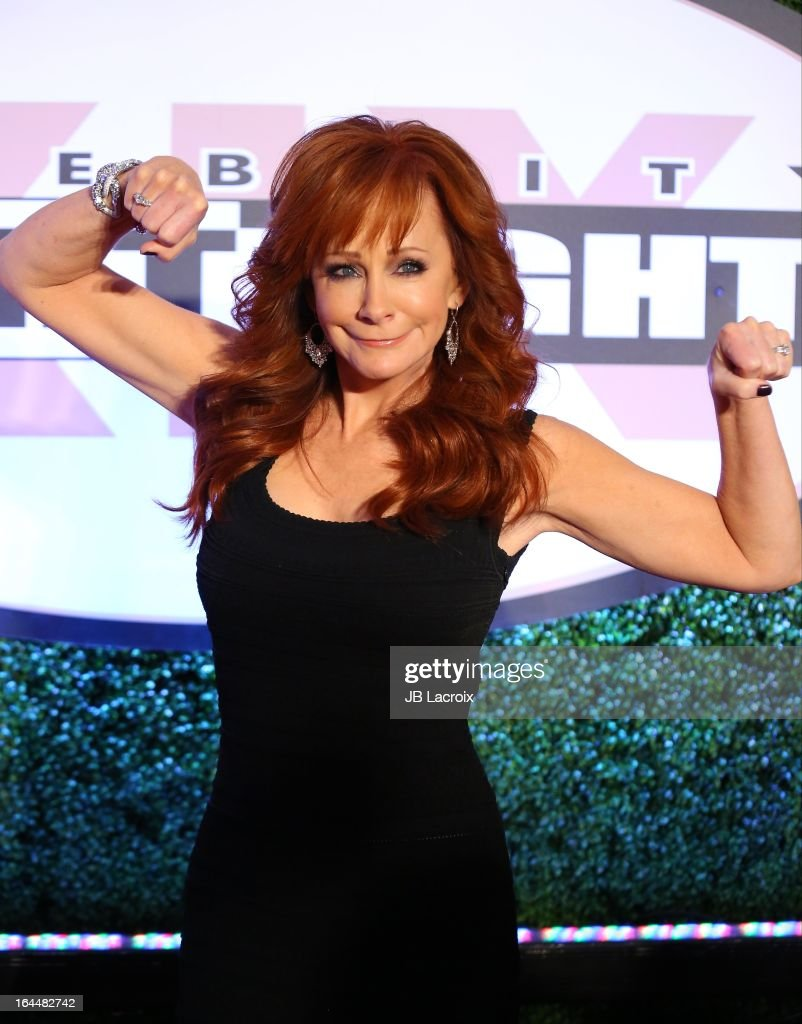 Reba McEntire attends the Muhammad Ali's Celebrity Fight Night XIX held at JW Marriott Desert Ridge Resort & Spa on March 23, 2013 in Phoenix, Arizona.
