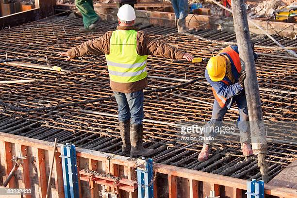 Rebar Construction and concrete